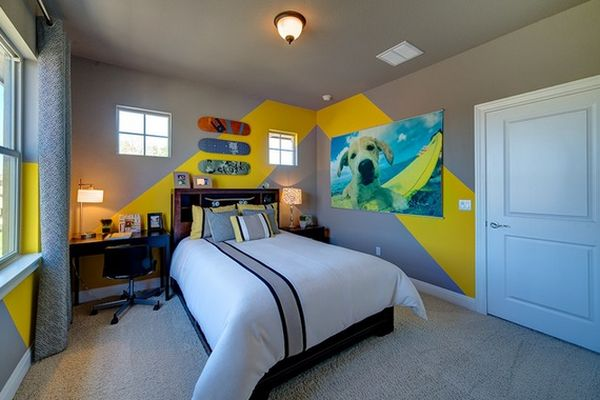 Cool Painting Ideas That Turn Walls And Ceilings Into A Statement Engineering Basic